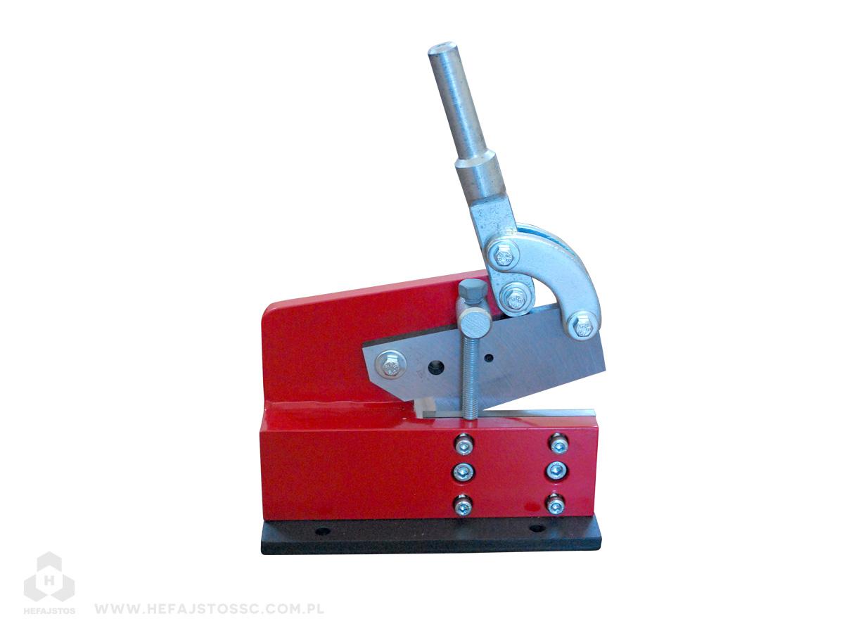 Stacjonarne uniwersalne nożyce do cięcia blachy i drutu